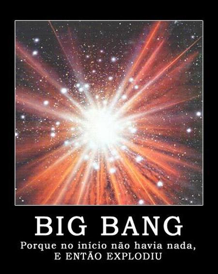 The Big Bang Theory!