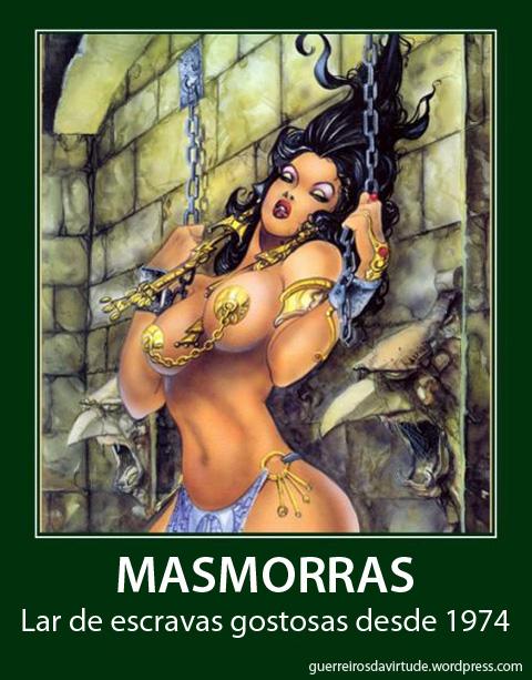 Masmorras e Machos