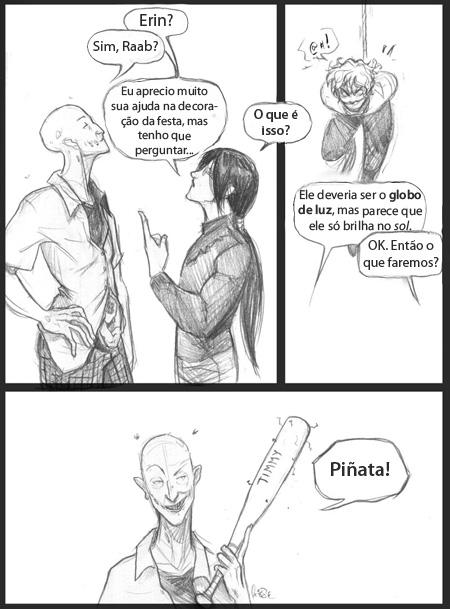 Traduzido de ZarathePirate