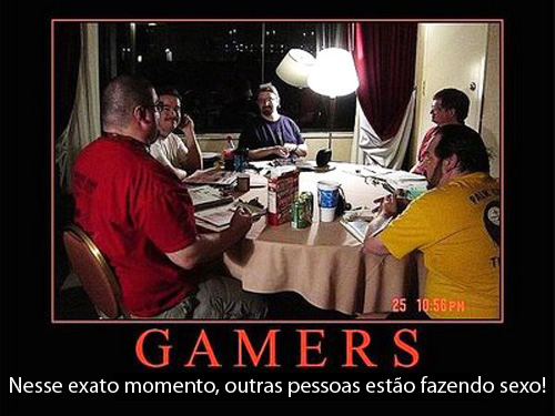The Gamers!