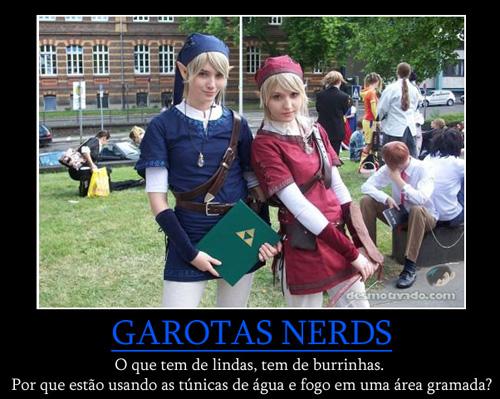 Garotas Nerds são ótimas!